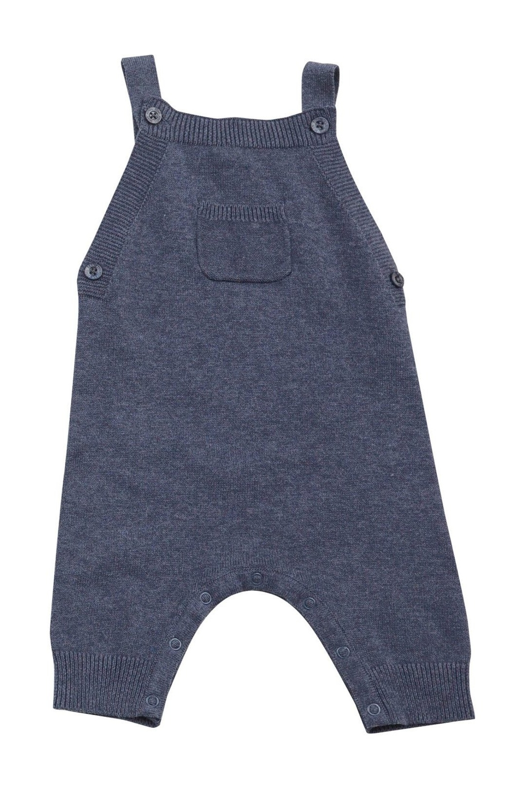 Angel Dear Knit Overall - Front Cropped Image
