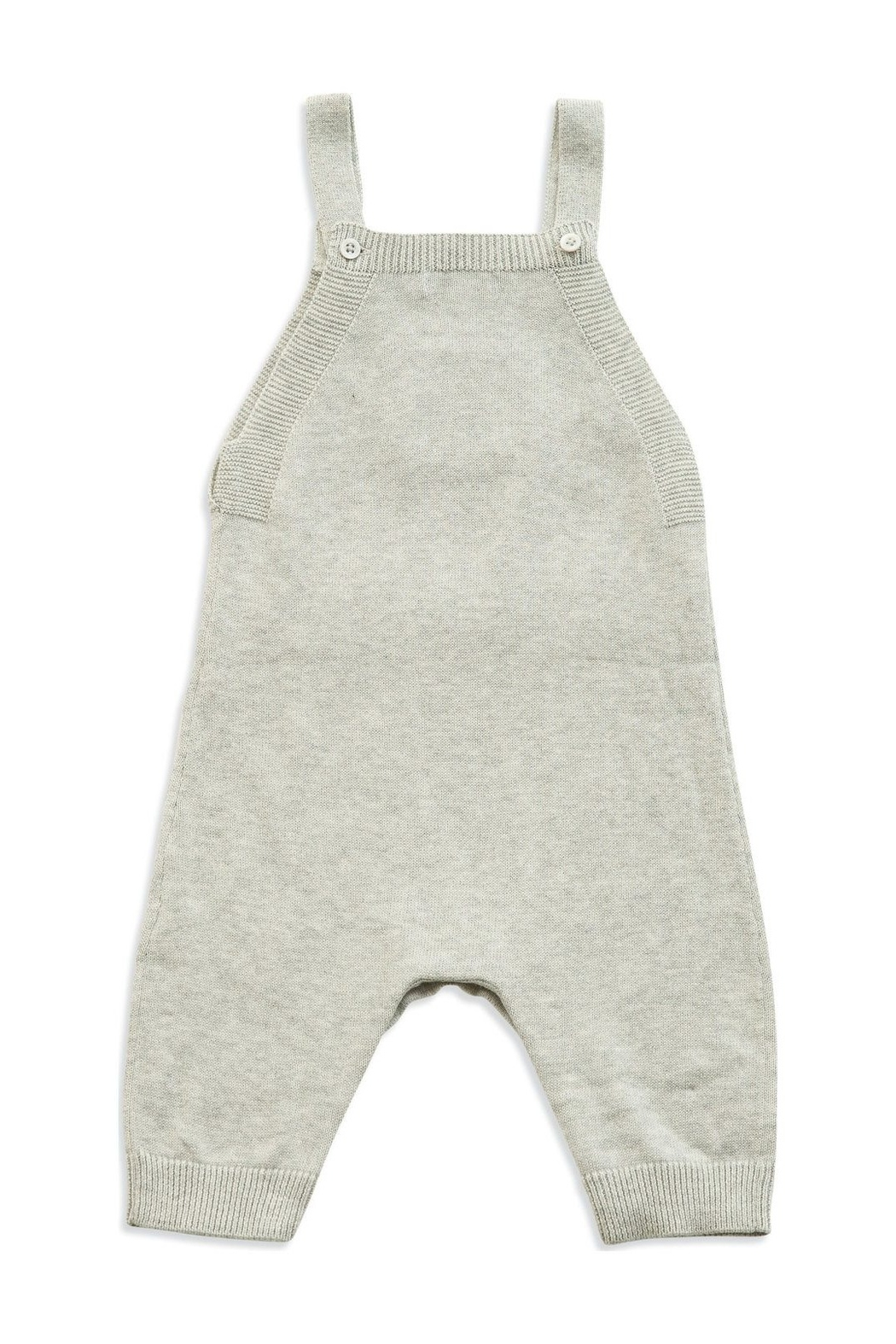 Angel Dear Knit Overall - Front Full Image