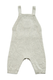 Angel Dear Knit Overall - Front full body