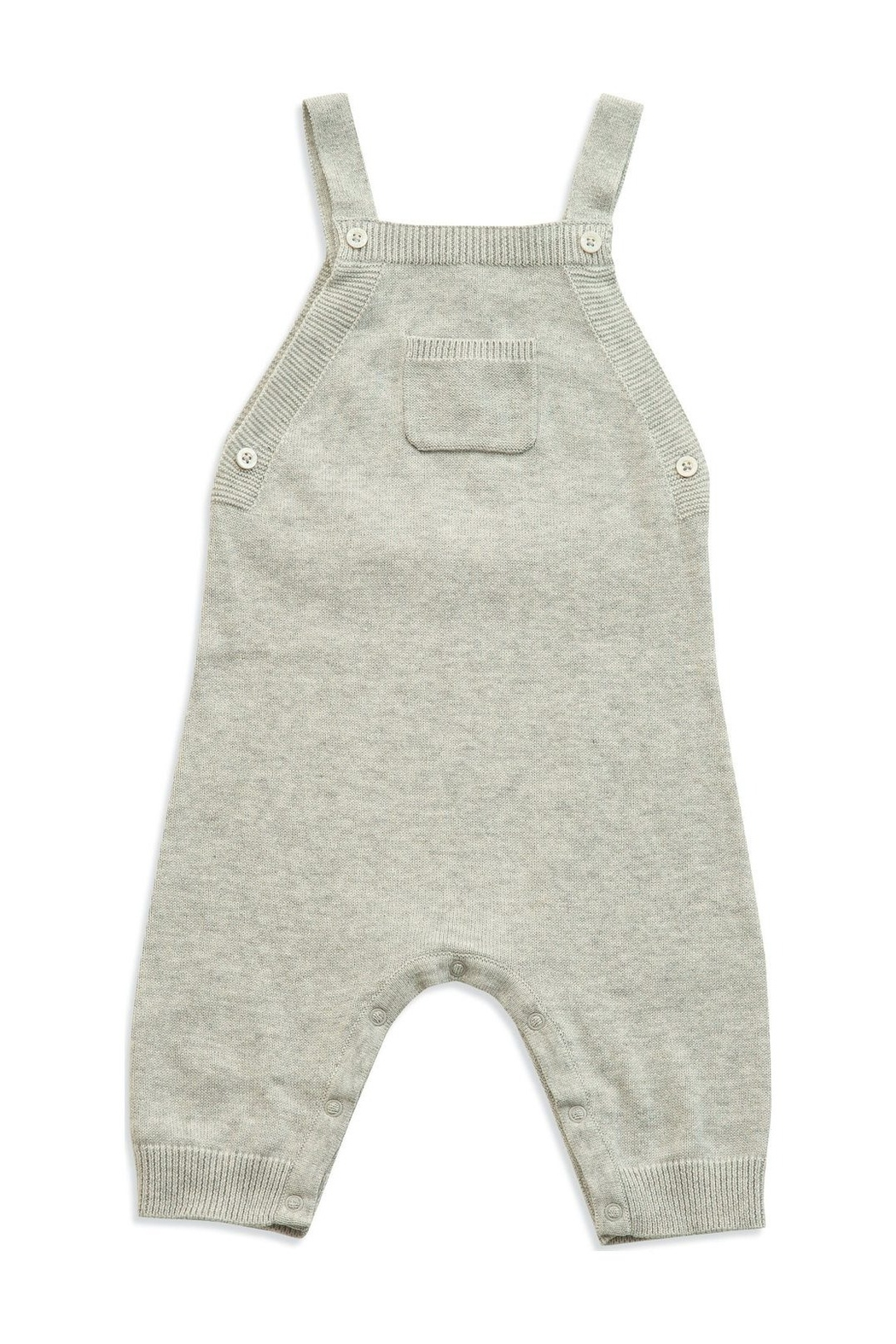 Angel Dear Knit Overall - Main Image