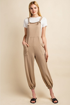Gilli  Knit Overalls - Product List Image