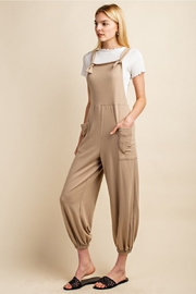 Gilli  Knit Overalls - Front full body
