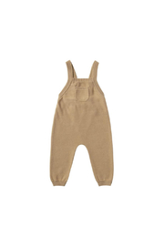 Quincy Mae Knit Overalls - Honey - Product Mini Image