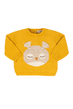 Shoptiques Product: Knit Owl Sweater