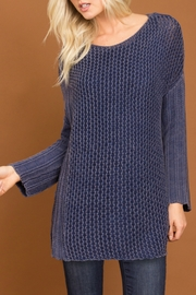 Noelle Knit Picky Top - Product Mini Image