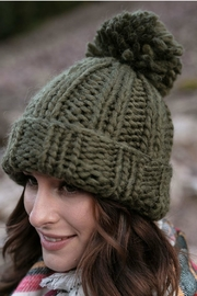 Grace & Lace Knit Pom Hat - Product Mini Image