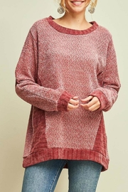 Entro Knit Pullover - Product Mini Image