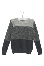 Wheat Knit Pullover Adam - Front cropped