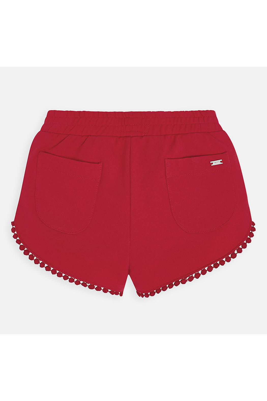 Mayoral Knit Shorts - Front Full Image