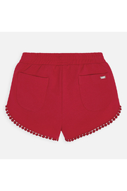 Mayoral Knit Shorts - Front full body