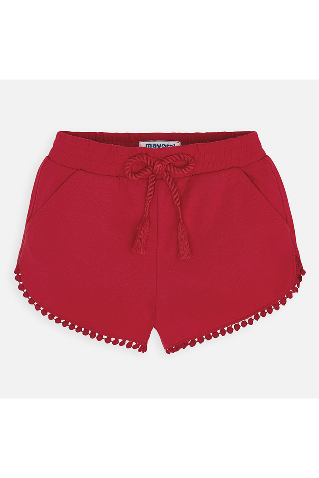 Mayoral Knit Shorts - Front Cropped Image