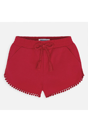 Mayoral Knit Shorts - Front cropped