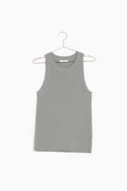 Mod Ref Knit Sleeveless Top - Front cropped