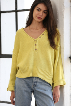 Shoptiques Product: Knit Summer Sweater