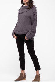 Blu Pepper knit sweater - Product Mini Image