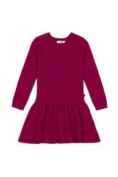 Deux Par Deux Knit Sweater Dress - Product List Image