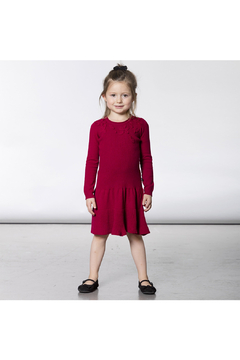 Deux Par Deux Knit Sweater Dress - Alternate List Image