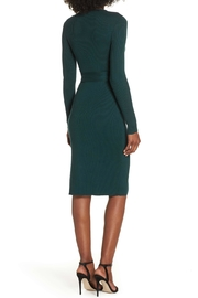 Adelyn Rae Knit Sweater Dress - Front full body