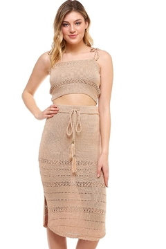 storia Knit Tank Top - Product List Image