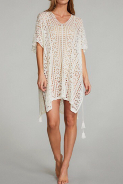 Simply Noelle Knit Tassel Coverup - Product List Image