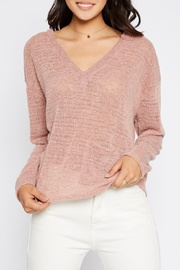 Sadie and Sage Knit Top - Product Mini Image