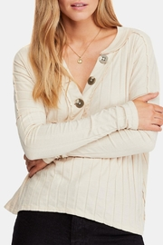 Free People Knit Top - Product Mini Image