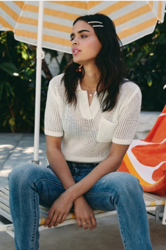 Lush Clothing  Knit top - Product List Image