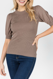 Dreamers Knit Top - Product Mini Image
