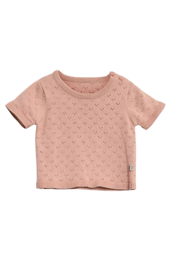Wheat Knit Top Lily - Alternate List Image