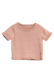 Wheat Knit Top Lily - Product Mini Image