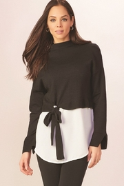 Gift Craft Knit tunic - Front cropped