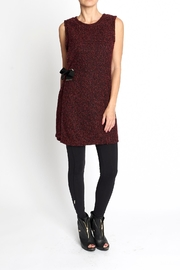 Zoe Knit Tunic Dress - Product Mini Image