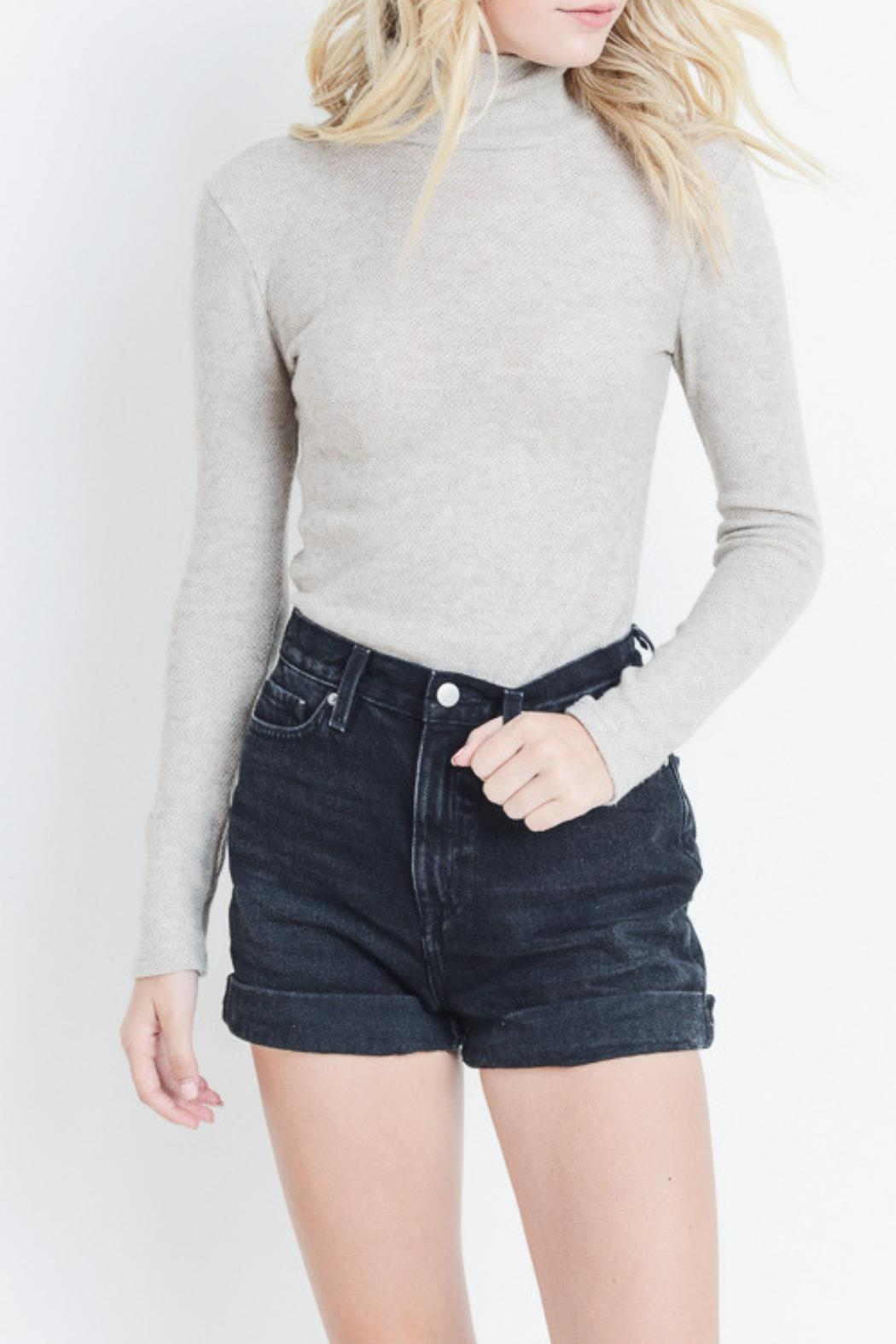 Le Lis Knit Turtleneck - Main Image