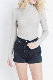 Le Lis Knit Turtleneck - Front cropped