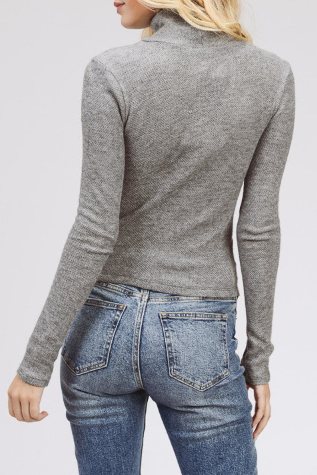 Le Lis Knit Turtleneck - Front Full Image