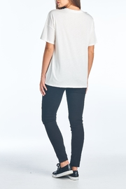 Knit Riot Sunday Funday Tee - Side cropped