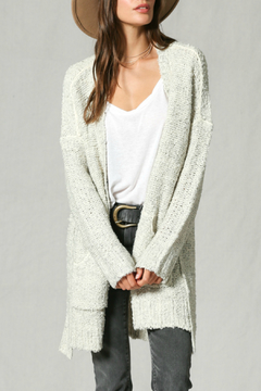 By Together Knitted button cardigan - Product List Image