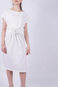 NU New York Knitted Cotton Dress - Product List Image