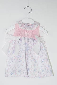 Foque Knitted Flower Dress - Product List Image