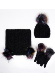 Molly Bracken Knitted Hat, Scarf & Gloves Set - Product Mini Image