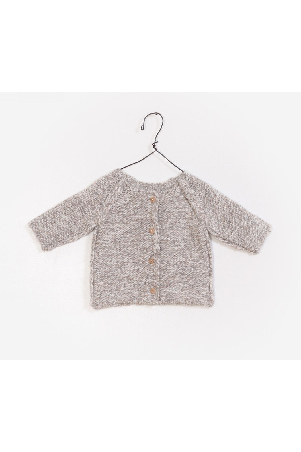 Play Up Knitted  Jacket - Main Image