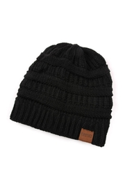 Riah Fashion Knitted-Soft Stretch Beanies - Product Mini Image