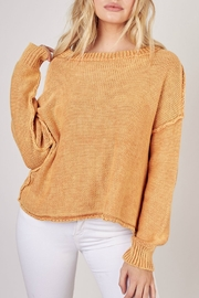 Mustard Seed Knitted sweater - Product Mini Image