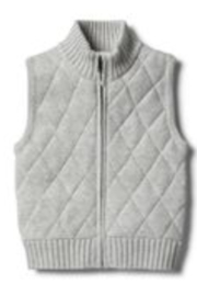 Wilson & Frenchy  Knitted Vest - Product Mini Image