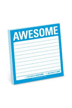Shoptiques Product: Awesome Sticky Notes