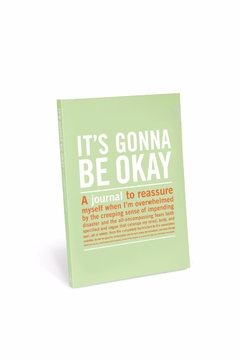 Shoptiques Product: Be Okay Journal