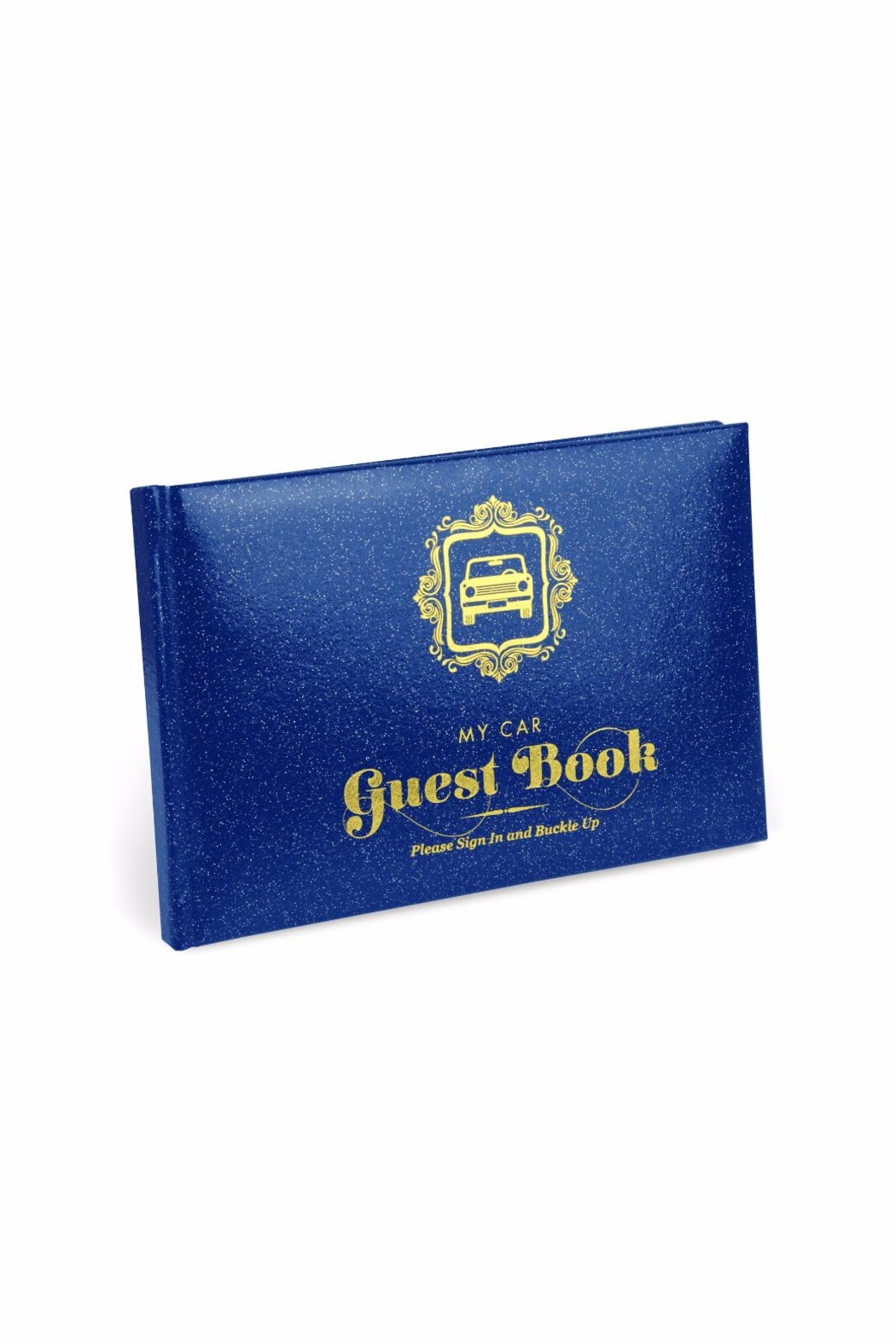 Knock Knock  Car Guest Book - Main Image