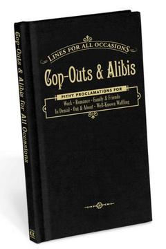 Knock Knock  Cop-Outs & Alibis - Product List Image