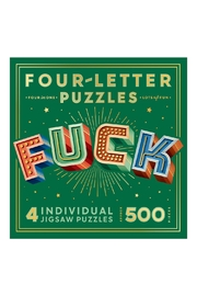 Knock Knock  Fuck Puzzle - Front full body