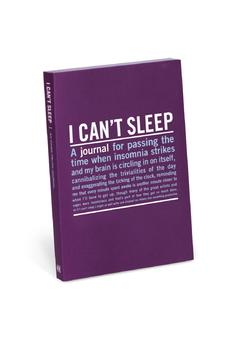 Shoptiques Product: I Can't Sleep Journal